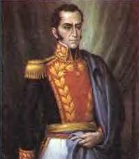 """Simon Bolivar, """"El Libertador"""""""