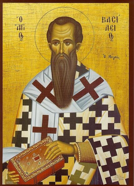 Image result for San Basilio el Magno